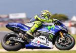 MotoGP - Phillip Island - Valentino Rossi - Yamaha