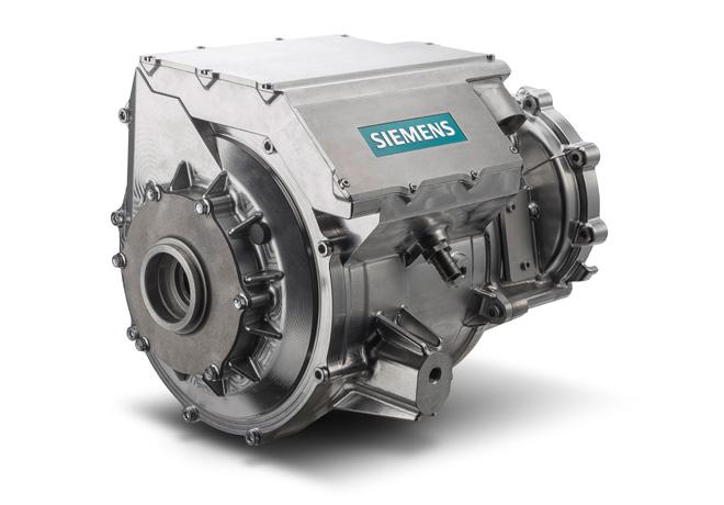 Motor electrico Siemens