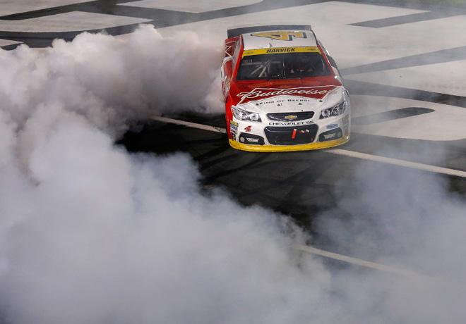 NASCAR - Charlotte - Kevin Harvick - Chevrolet SS