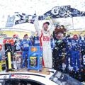 NASCAR - Martinsville - Dale Earnhardt Jr en el Victory Lane