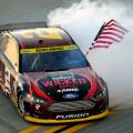 NASCAR - Talladega - Brad Keselowski - Ford Fusion