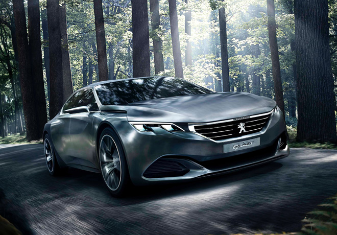 Peugeot Exalt 1