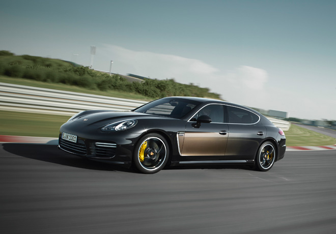 Porsche Panamera Exclusive Series 1