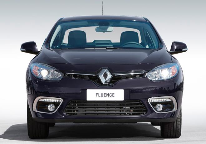Renault Nuevo Fluence 1
