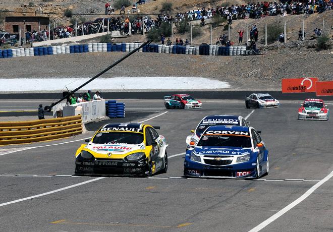 STC2000 - San Juan - Leonel Pernia (Renault) - Matias Muñoz Marchesi (Chevrolet)