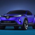 Toyota C-HR Concept 1