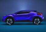 Toyota C-HR Concept 3