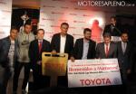 Toyota entrego un Corolla al DT de San Lorenzo 3