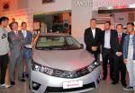Toyota entrego un Corolla al DT de San Lorenzo 4