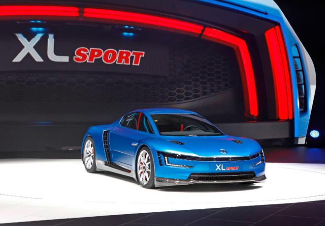 VW - Salon de Paris - XL Sport