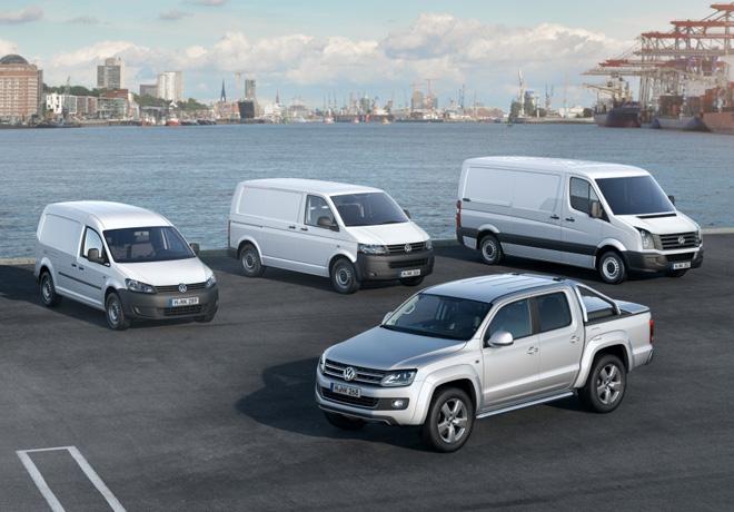 VW Vehiculos Comerciales