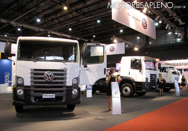 Volkswagen presente en Expo Transporte 3