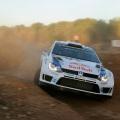 WRC - España 2014 - Dia 1 - Sebastien Ogier - VW Polo R