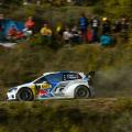 WRC - España 2014 - Dia 2 - Sebastien Ogier - VW Polo R