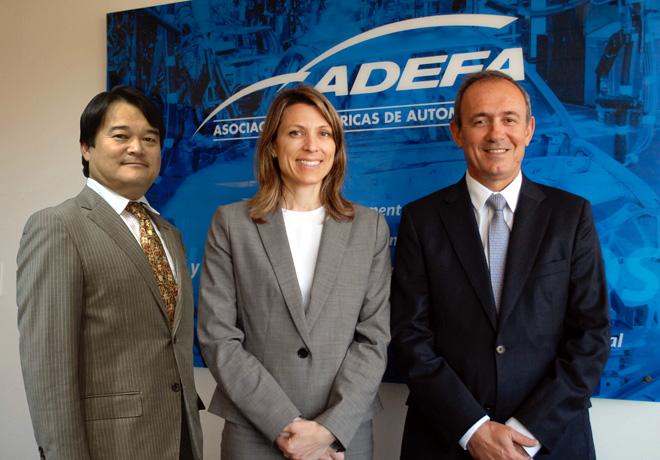 ADEFA - Conduccion 2014-2015