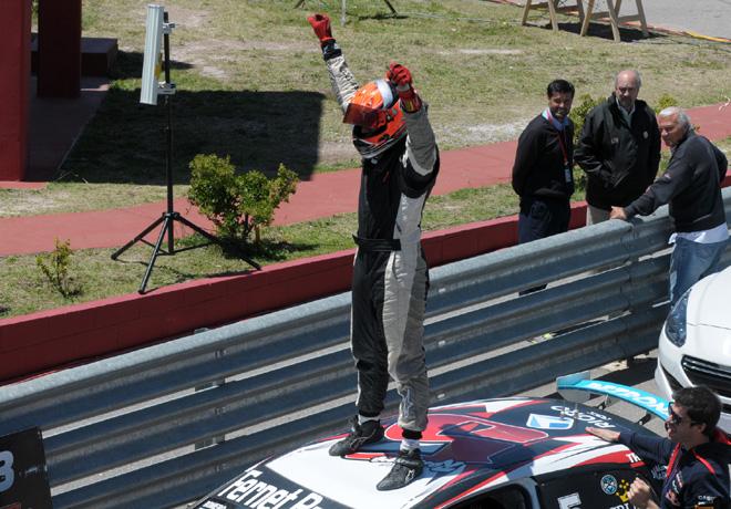 Abarth Punto Competizione - Potrero de los Funes - Christian Romero Campeon