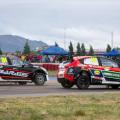 CARX en San Luis - Fuchs y Claudio Menzi disputaron mano a mano la final de Maxi Rally