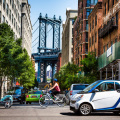 Car2go lanza su concepto movil en Brooklyn - Nueva York 1