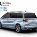 Citroen C4 Picasso - PIA - Auto del Año 2014