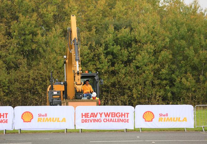 Desafio de Shell Rimula de Conduccion de Vehiculos de Carga Pesada 2
