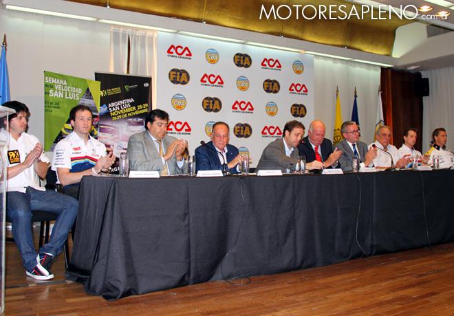 El World Rally Cross Argentina se presentó en sociedad 1