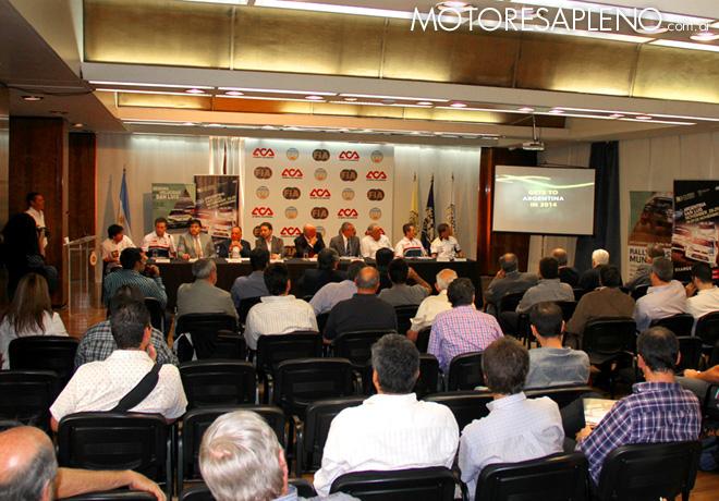 El World Rally Cross Argentina se presentó en sociedad 2