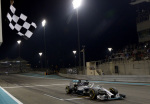F1 - Abu Dhabi 2014 - Lewis Hamilton - Mercedes GP