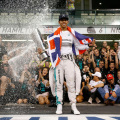 F1 - Abu Dhabi 2014 - Lewis Hamilton - Mercedes GP - Campeon