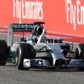 F1 - Estados Unidos 2014 - Lewis Hamilton - Mercedes GP