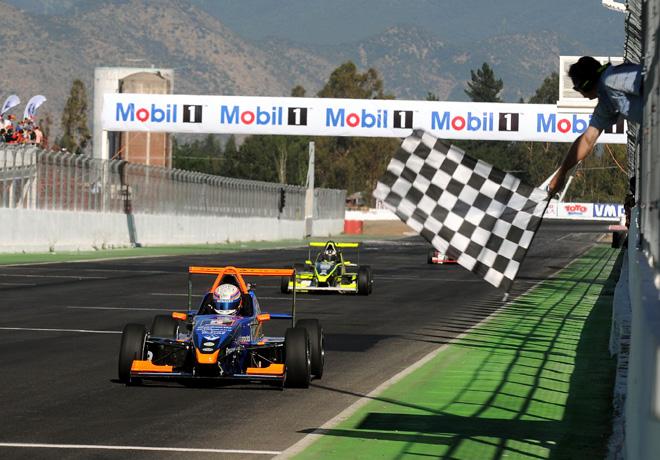 FR20 - Codegua - Chile - Carrera 2 - Manuel Mallo - Tito-Renault