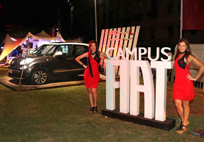 Fiat Auto Argentina presente en el Festival Jacaranda 3