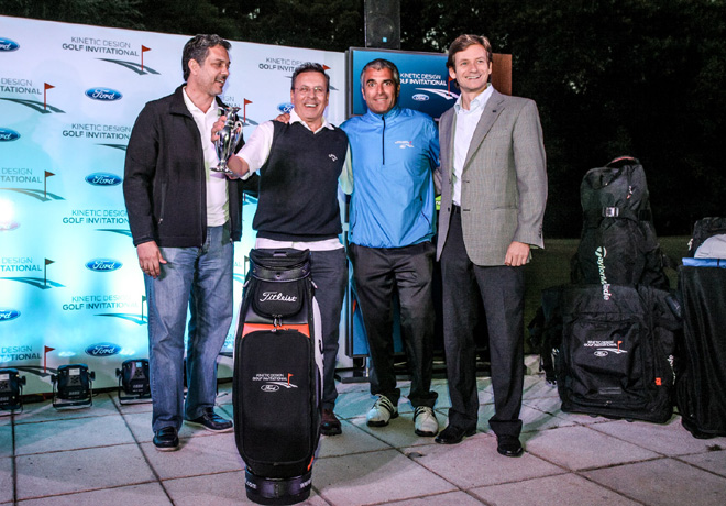 Ford Kinetic Design Golf Invitational - Se disputo la Final 2014
