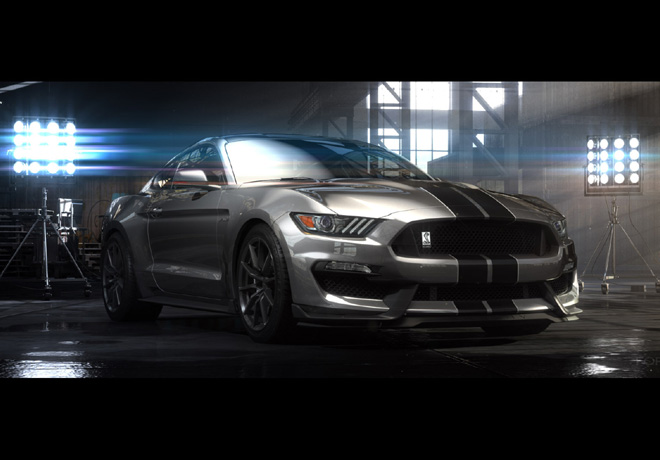 Ford Mustang GT350 2