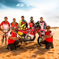 Honda South America Rally Team Dakar 2015 1