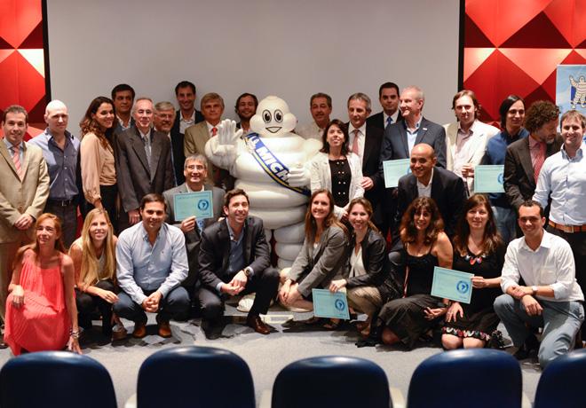 Michelin genera acuerdos internacionales por mas de 20 millones de dolares
