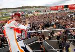 MotoGP - Valencia - Marc Marquez en el Podio