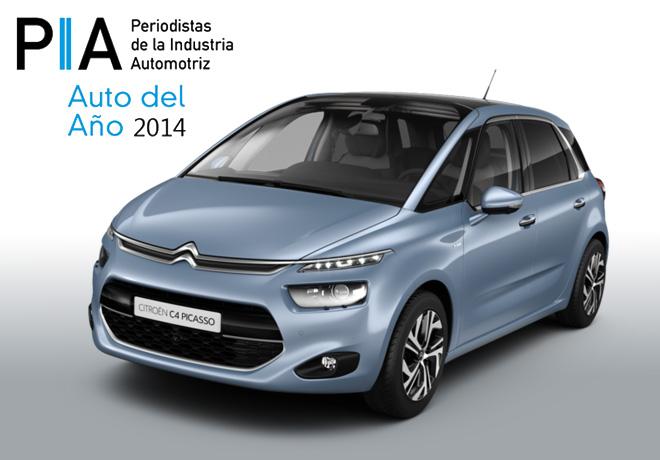 PIA - Auto del Año - Citroen C4 Picasso
