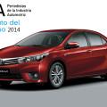 PIA - Auto del Año - Toyota Corolla
