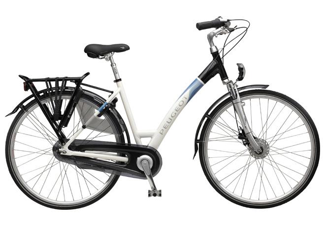 Peugeot - Bicicleta Urban Mujer
