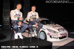 Peugeot Sport presento su equipo oficial para el Dakar 2015 en Buenos Aires 11