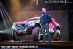 Peugeot Sport presento su equipo oficial para el Dakar 2015 en Buenos Aires 14