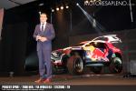 Peugeot Sport presento su equipo oficial para el Dakar 2015 en Buenos Aires 17