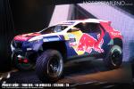 Peugeot Sport presento su equipo oficial para el Dakar 2015 en Buenos Aires 19