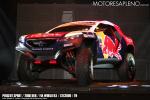 Peugeot Sport presento su equipo oficial para el Dakar 2015 en Buenos Aires 23