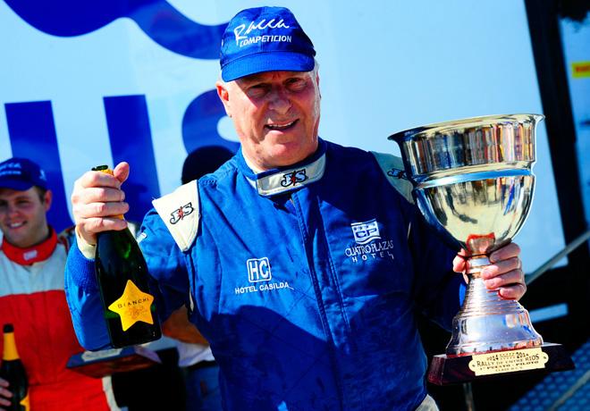 Rally Argentino - Concepcion del Uruguay 2014 - Final - Raul Racca - Campeon Clase 9