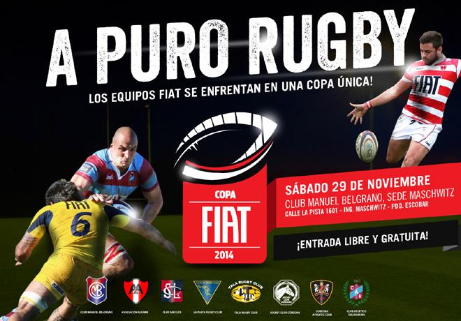 Seven Copa Fiat 2014 de Rugby