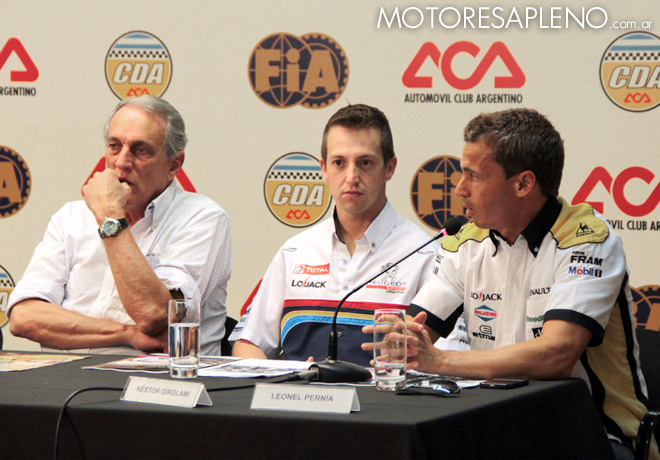 Super TC2000 - Se presento el Gran Premio Coronacion 2