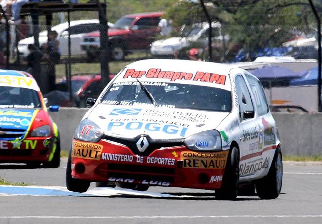 TN - Concordia 2014 - Clase 2 - Hanna Abdallah - Renault Clio