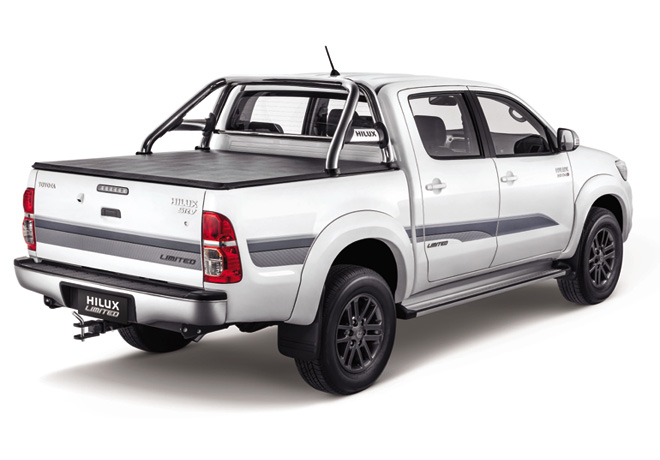 Toyota Hilux Limited 2