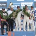 WTCC - Macao - Carrera 1 - El Podio